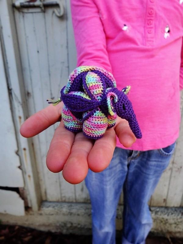 Elephant Puzzle Ball