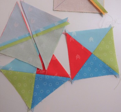 Quarter Square Triangles